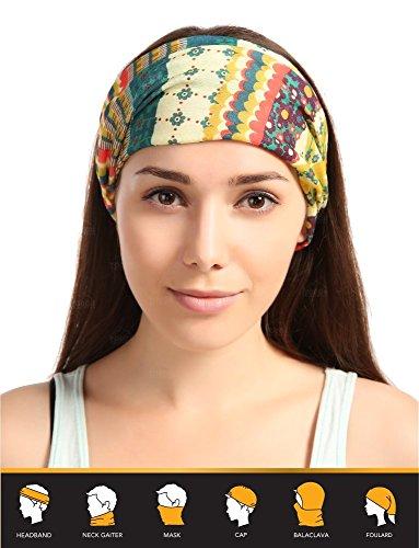 yoga head wrap - 4