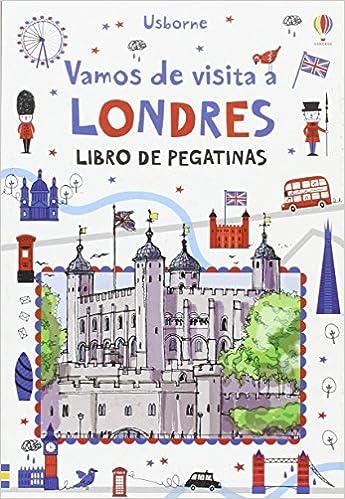 Cosas Que Buscar En Londres Con Pegatinas: Amazon.es: Vv.Aa: Libros
