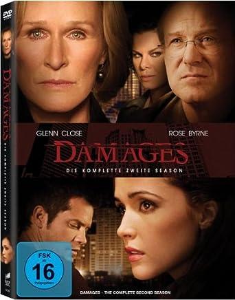 Damages Im Netz Der Macht Die Komplette Zweite Season 3 Dvds