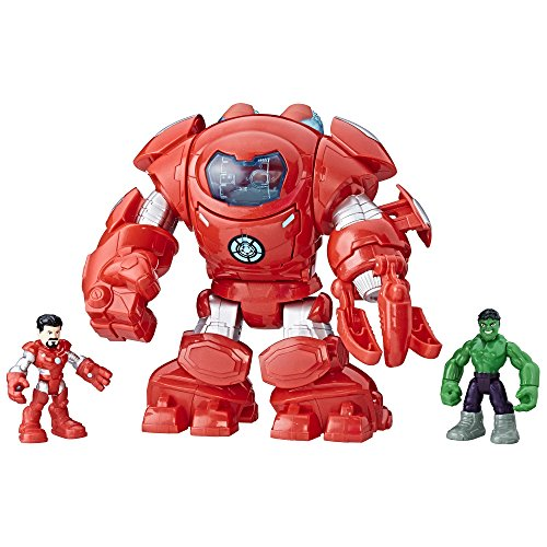 Playskool Heroes Marvel Super Hero Adventures Stark Tech Armor