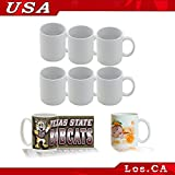 36pcs 11oz White Mugs and 36pcs Mug Boxes for Cup Sublimation Heating Transfer Small Business