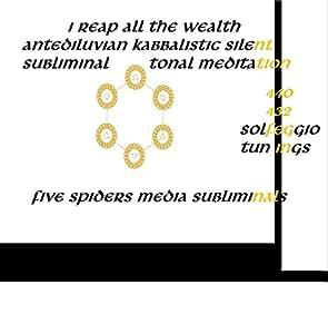 I Reap All The Wealth Antediluvian Kabbalistic Silent Subliminal Tonal Medita