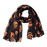 Iusun Neck Warmer For Women Lady Scarfs Long Shawl Fashion Active Print Pattern Autumn Winter Gaiter Soft-touch Fleece Face Mask Running Cycling Ski Indoor Outdoor Cold Weather