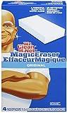Mr. Clean Magic Eraser, Original 4 ea (Pack of 12)