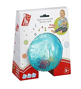 Vulli pelota sensorial juguete Sophie la jirafa: Amazon.es: Bebé