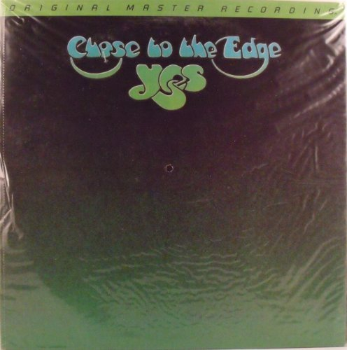 (Close To The Edge [Half-Speed Original Master Recording Mobile Fidelity Sound Lab (MFSL)])