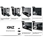 ionz-KZ08B-PC-CLASSIC-BLACK-MID-TOWER-COMPUTER-CASE-MATX-ATX-TEMPERED-GLASS