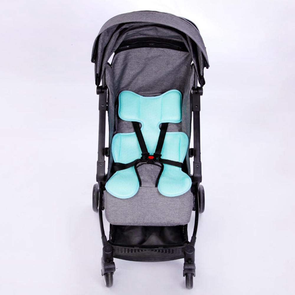 Jogger Cool Summer Using for Pram Infant Car Seat Cooling Pad Cushion 3D Air Mesh Breathable Womdee Stroller Seat Liner Car Seats