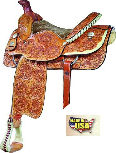 Billy Cook Bc Lady Roper Saddle