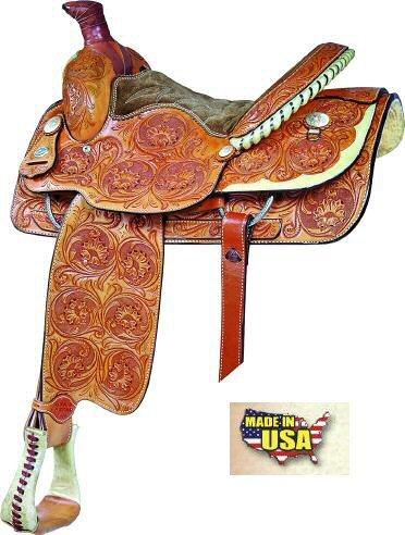 Saddle Womens Roper - Billy Cook Bc Lady Roper Saddle