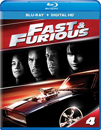 Fast & Furious (2009) [Blu-ray] (Furious Fast And 2)