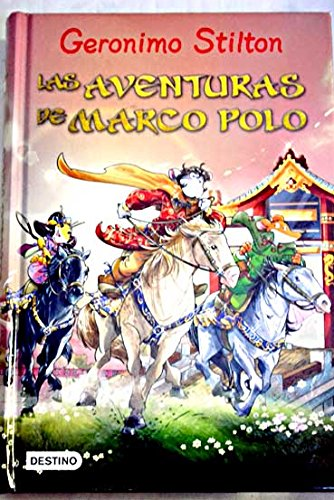 Las Aventuras De Marco Polo: Amazon.es: Stilton, Geronimo: Libros