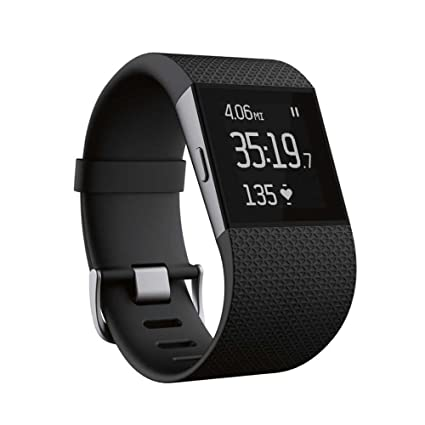 Amazon.com: Fitbit Surge Smart Fitness Watch Superwatch ...