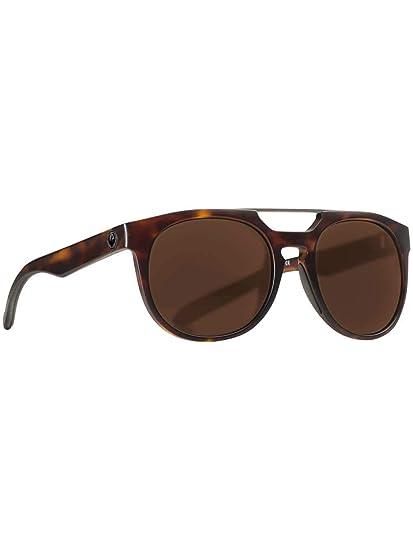 cbd7c70d1851c Dragon Alliance Proflect Matte Tortoise with Polarized Brown Lens Sunglasses   Amazon.co.uk  Clothing