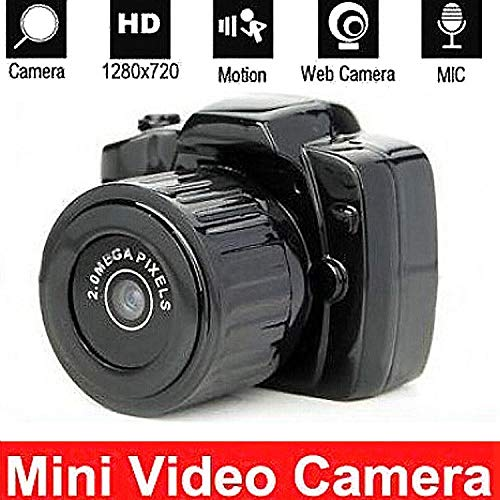 Amazon.com : y3000 1080p Full hd 12 mega Pixel hd Secret Small Camera Nanny dvr Mini cam Micro Candid Portable Camcorder Video Recorder Sport : Camera & ...