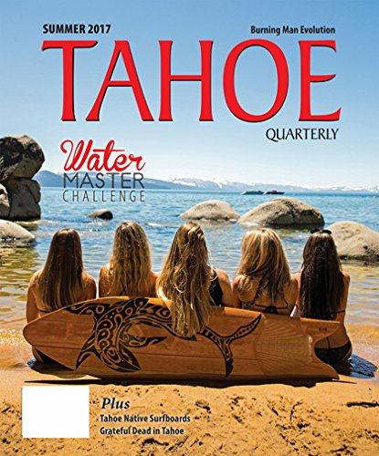 Best Price for Tahoe Quarterly Magazine Subscription
