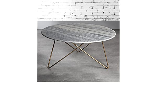 9df44bae16b9e Amazon.com  Artemano CT0579393 Eva Coffee Table