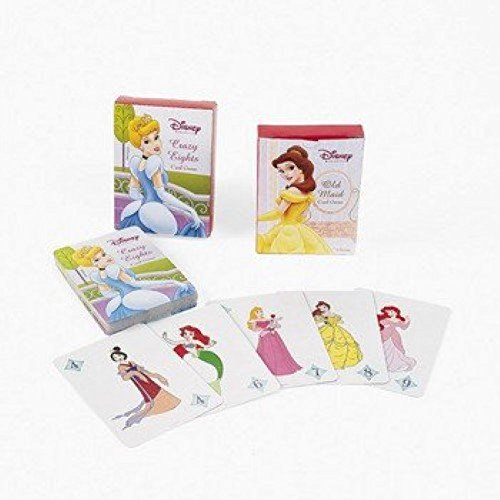 Disney Princess Card Games Fish