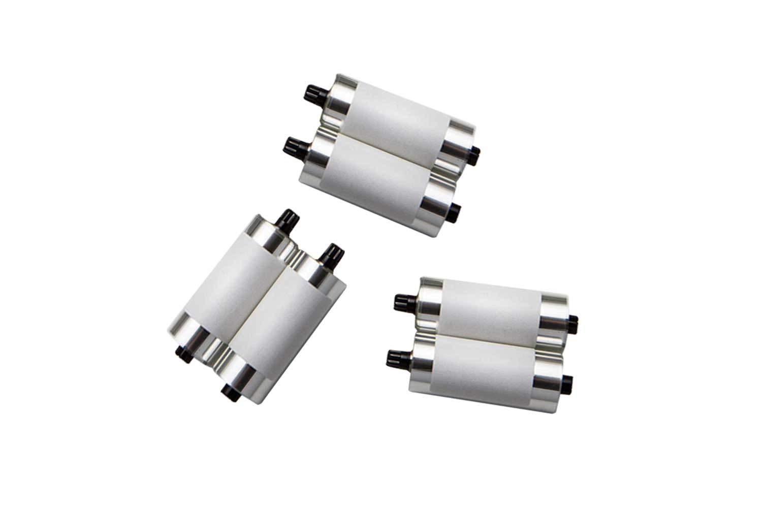 ETHEN RRO0502 Spare Rollers Pack 6 Pieces, 50 mm