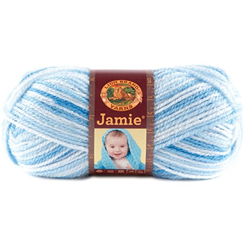 Lion Brand Baby Soft Yarn - 4