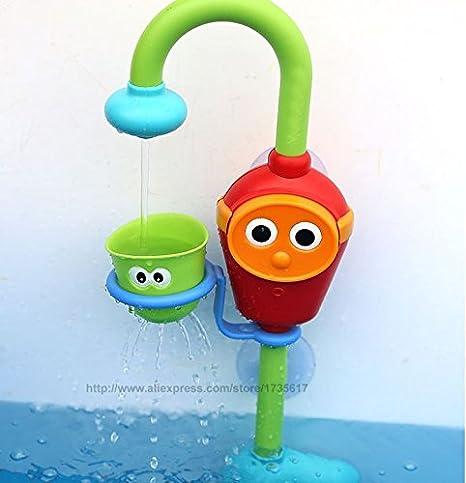 Amazon.com: Stacker bebé llave agua juguetes niños juguetes ...