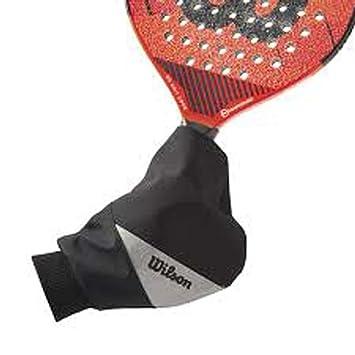 Amazon.com: Wilson Ultra manopla, talla única , Negro / Gris ...