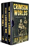 jay allan crimson worlds - Crimson Worlds Collection III: Crimson Worlds Books 7-9 (Crimson Worlds Collections Book 3)