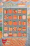 Pumpkins Quilt Pattern by Cluck Cluck Sew #167 -58'' x 72''