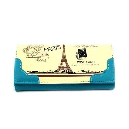 Amazon.com: HuntGold 1 X Mujeres Torre Eiffel tarjeta ...