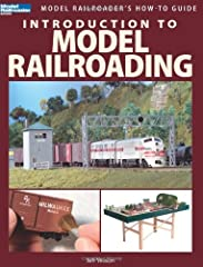 The all-new material in Introduction to Model Railroading offers beginning modelers a wealth of information. It begins with choosing a place, era and scale to model. Veteran modeler Jeff Wilson also breaks down the basics of planning a layout...