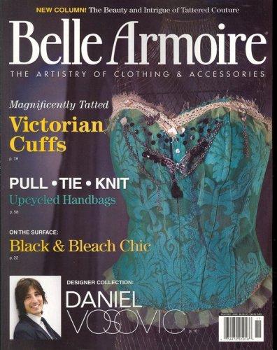 Belle Armoire, November/December 2008 Issue (Elizabeth Armoire)