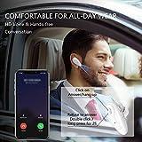 Bluetooth Earpiece, Kendir V5.0 Wireless Headphone