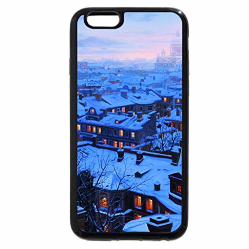 iPhone 6S / iPhone 6 Case (Black) St Petersburg