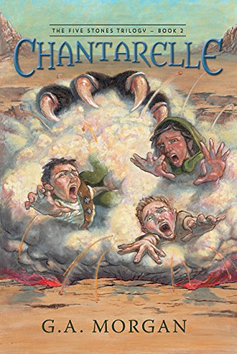 Chantarelle (The Five Stones Trilogy)