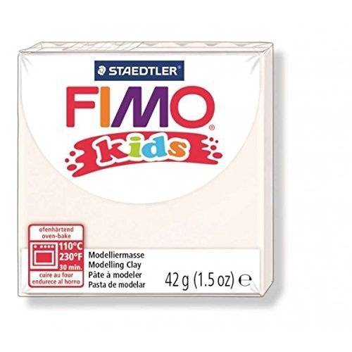 Original FIMO kids ModelliermasseWeiß (0) (42 g) Staedtler
