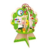 Fat Brain Toys Activity Tree - Forest Friends Discovery Tree