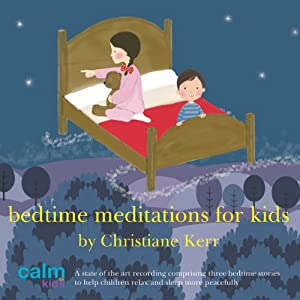 Bedtime Meditations for Kids Speech