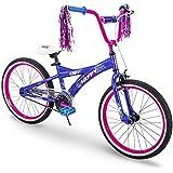 Huffy 20 Go Girl Kids Single-Speed Bike, Purple