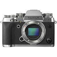 Fujifilm X-T2 Mirrorless Digital Camera Body - Graphite Silver