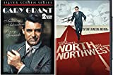 Cary Grant North By Northwest Hitchcock + The Amazing Adventure / Penny Serenade DVD movie set
