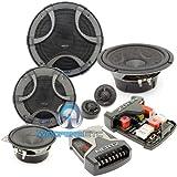 ESK-163L.5 - Hertz 6.5'' 375W Peak 3-Way Component Speaker System