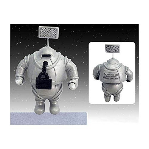 The Twilight Zone Invader Monitor Mate Bobble Head by Bif Bang Pow!