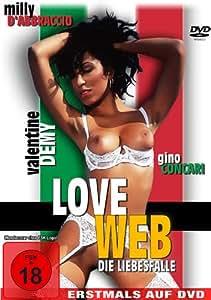 Love Web - Liebesfalle [Alemania] [DVD]
