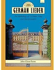 Gateway to German Lieder: Low Voice, Comb Bound Book