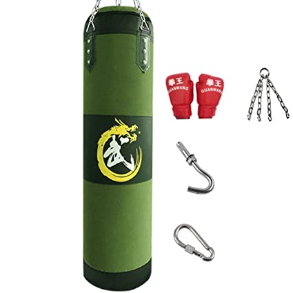 Saco de Boxeo Inflable Saco de Boxeo de Ejercicios de Fitness Independiente para ni/ños y Adultos Bolsa de Boxeo de Destino Saco de Boxeo Pesado