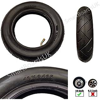 Hoverboard Swegway de 10 pulgadas de neumático y tubo interior - 10