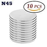 Neodymium Disc Magnets N45 1.50