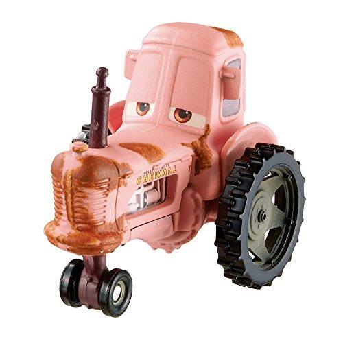 Disney/Pixar Cars Deluxe Oversized Die-Cast Vehicle, Tractor