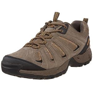 Hi-Tec Men's Multiterra Vector Adventure Sport Shoe,Dark Taupe/Taupe/Inca Gold,11 M