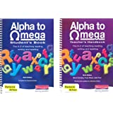 Alpha to Omega Pack: Teacher's Handbook and Student's Book